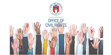 City of Austin Office of Civil Rights - Fair  Chance Hiring Workshops Tickets