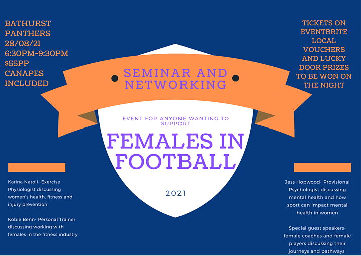Females in Football image