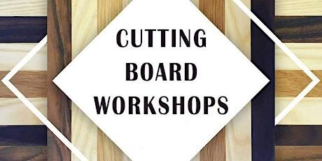 Cutting Board Class tickets