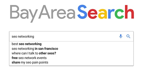 BayAreaSearch.org's August SEO In-Person Meetup tickets