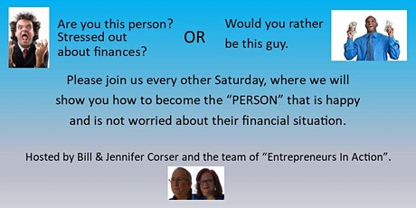 Entrepreneur's in Action! How to change your financial situation! tickets