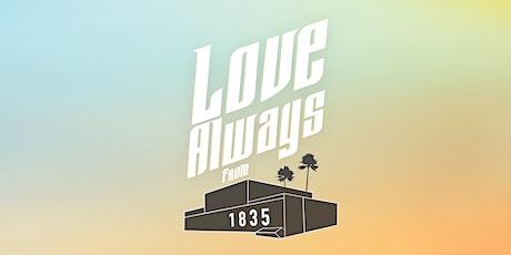Love Always tickets