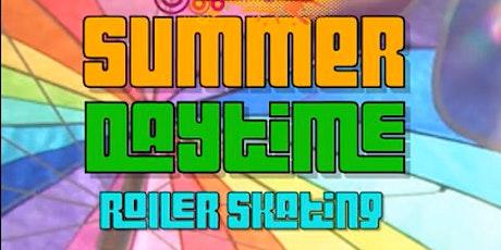 Tuesday  Summer Daytime Roller Skating tickets