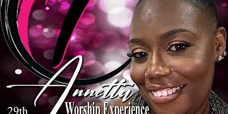 Tabernacle Of Praise Buffalo Worship Exp w Annetta tickets