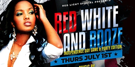 RED LIGHT SPECIAL AT MELI MELO HOSTED BY #TEAMINNO tickets