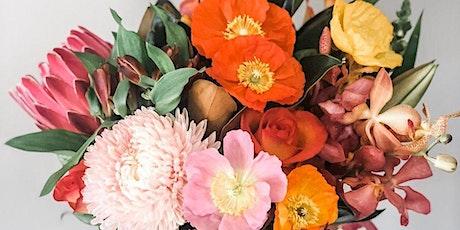 Winter Warmer Floral Workshop tickets