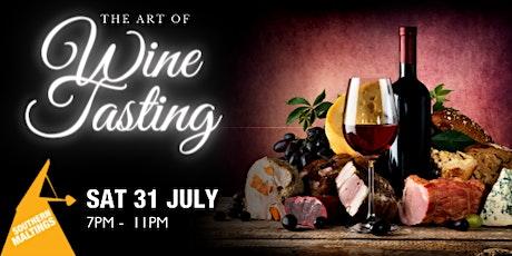 The Art of Wine Tasting tickets