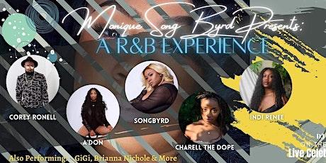 Monique SongByrd Presents: A R&B Experience tickets