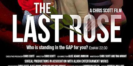 The Last Rose  Short Film tickets