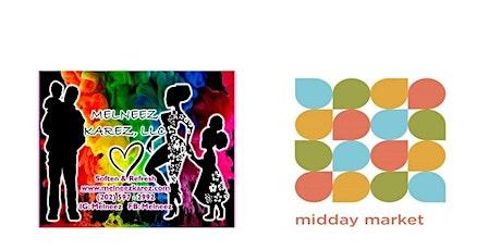 Melneez Karez  presents Midday Market at Bowie Town Center tickets