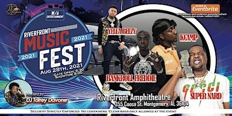 WA Entertainment Presents...Riverfront Music Fest tickets