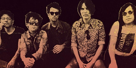 The Warlocks + TBD + The Spiral Electric tickets