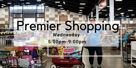 North Indy Premier Shopping (For Purchase - $20)  Wednesday All Season 2021 tickets