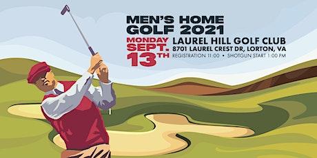 The Men's Home Golf Tournament 2021 tickets