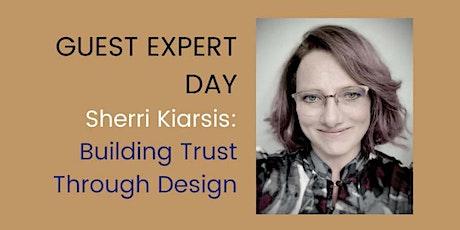Building Trust Through Design tickets