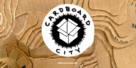 Cardboard City After Dark: A Unique Fundraiser for reDiscover Center tickets