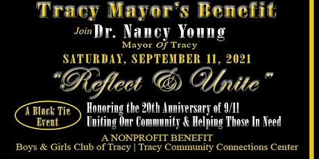 Tracy Mayor's Benefit 2021 tickets