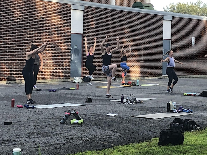 Outdoor Boot Camp image