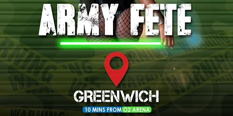 Bacchanal Junction - ARMY FETE tickets