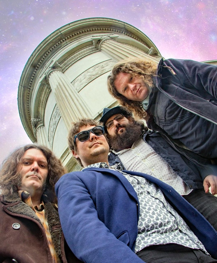 The Warlocks + TBD + The Spiral Electric image