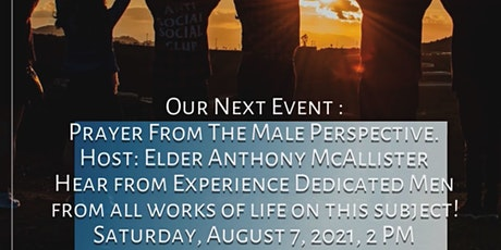Prayer from the Male Perspective tickets