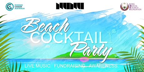 Beach Cocktail Party Fundraiser tickets