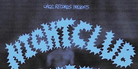 URGE RECORDS PRESENTS - Nightclub // Laughing Gear // Bitumen tickets