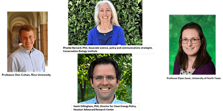 Climate Change 360 - A Virtual Lecture Series tickets