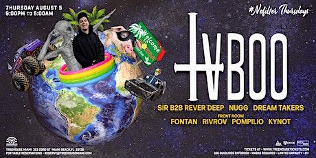 TVBOO @ Treehouse Miami tickets