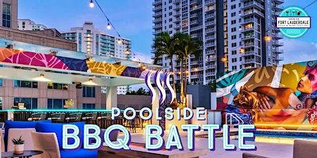Poolside BBQ Battle tickets