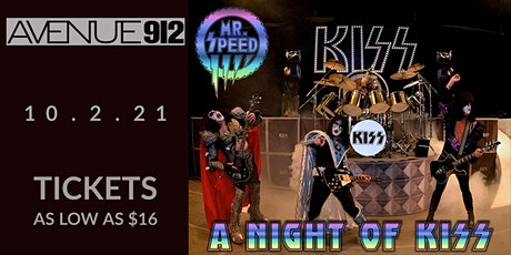 MR SPEED - The Ultimate KISS TRIBUTE BAND tickets