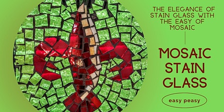 Mosaic Stained Glass tickets