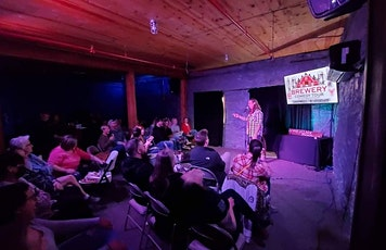 the BREWERY COMEDY TOUR at WITCHDOCTOR tickets