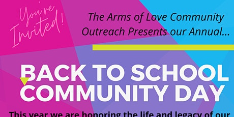 Back to School Community Day tickets
