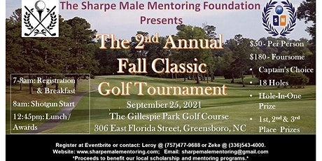 2nd Annual Fall Classic Golf Tournament tickets