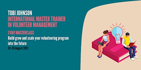 Volunteer Management Resilience and Transformation Masterclass tickets