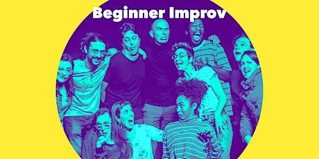 "Level 1 Improv ""Fundamentals"" (8 Week Session) tickets"