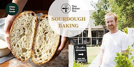 Sourdough Baking Workshop tickets