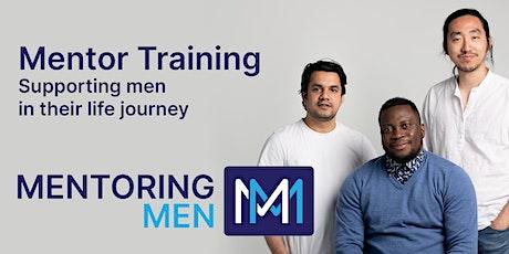 Mentor Training (Mentoring Men) 25th July & 1st August tickets