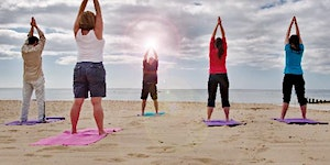 Get Fit…Get Food YOGA on the BEACH!