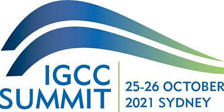 IGCC 2021 Climate Change Investment & Finance Summit tickets