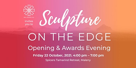 Sculpture on the Edge Opening & Awards Evening tickets