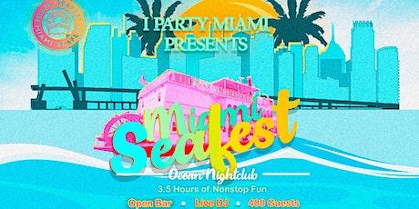 #1 Yacht Party Miami tickets