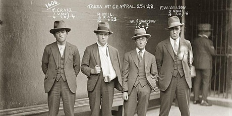 The Rise & Fall of Organised Crime in Sydney: Walking Photo Tour tickets