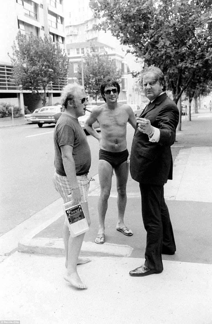 The Rise & Fall of Organised Crime in Sydney: Walking Photo Tour image