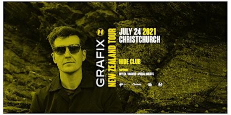 GRAFIX (UK) - CHCH tickets