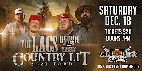 The Lacs ft Demun Jones, Dusty Leigh tickets