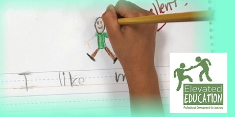 DEVELOPING WRITING IN EARLY CHILDHOOD - LETS HAVE FUN! tickets