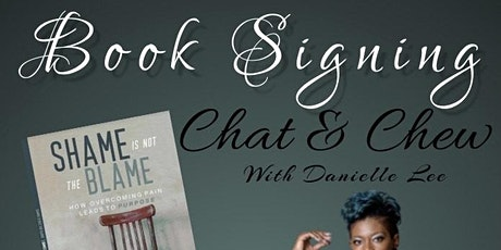 Book Signing:  Chat and Chew tickets