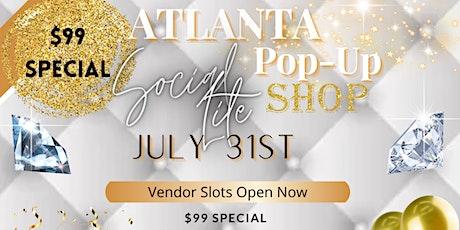 Atlanta Socialite Pop-Up Shop tickets